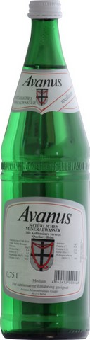 Avanus Mineralwasser medium